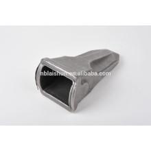 Fuerza desgastable excavadora forja cubo dientes cubo pista enlace