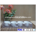 hot sale small ceramic sauce bowl with handle wholesale