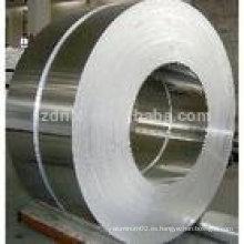 Bobinas de aluminio para 5005 H14 para tapas de botellas material de la cubierta