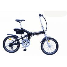 20 Inch Suspension Alloy Folding Electric Bicycle