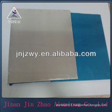 plastic films covered aluminum sheet 1050 1060 1100