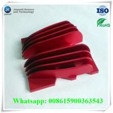 Kundenspezifische Aluminiumlegierung Druckguss Anodizing Kühlkörper für Auto-Teil