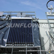 Vacuum tube solar thermal panel