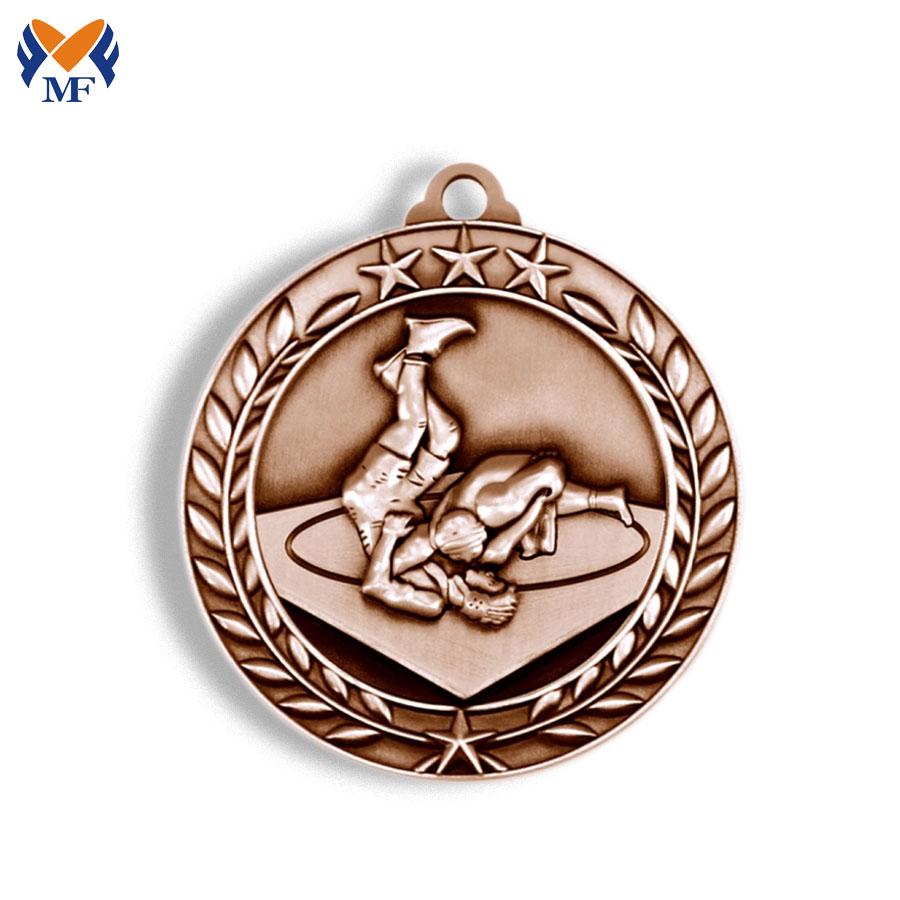 Metal Judao Medal