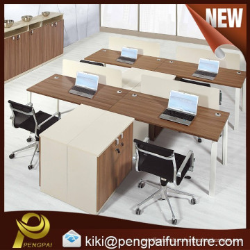 Hot sale office workstation for 4 people,