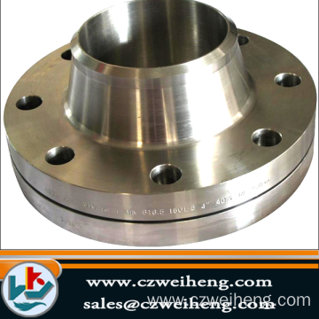 Aluminum Pipe Fittings Forged Flange With Competitive Price