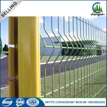 Outdoor Hot Dipped Galvanized Welded Temporary Fencing