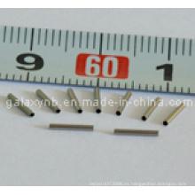Od0.3mm de tubería de titanio puro de precisión Micro GR1