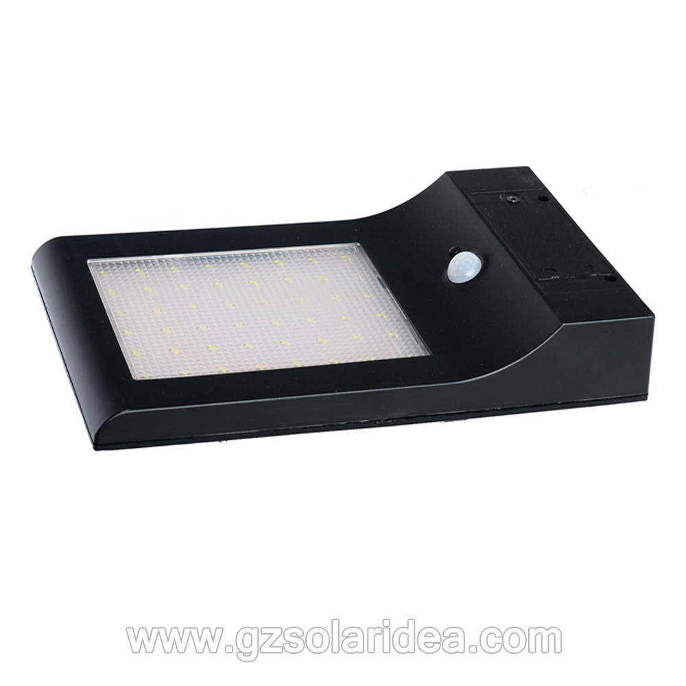 solar motion sensor yard light