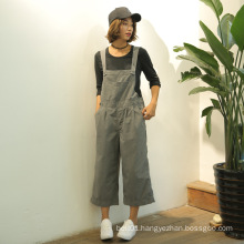 high quality autumn suspenders straight overalls