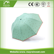 Outdoor Automatic Folding Rain Umbrella
