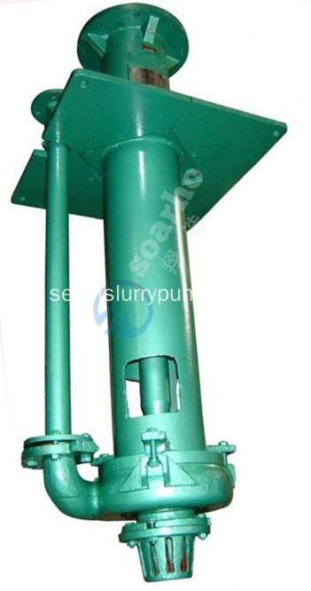 SMSP150-SV Sump Slurry Pump