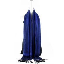 Forme el mantón vendedor caliente del pashmina de la cachemira