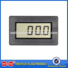 Medidor de painel digitalPM438 com instalação de encaixe de tensão de teste OEM