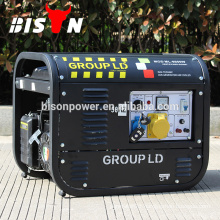 2kva 2kw 6.5HP 220 Volt Chinese Made Brand Generator Price Mini Small Magnet Alternator Electric Power 8500W Gasoline Generator