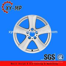 Inyección de fundición de fábrica de calidad superior venta autp ruedas piezas de repuesto