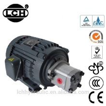 low pressure hydraulic vane pump for shoes machine