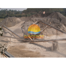 Máquina para hacer arena