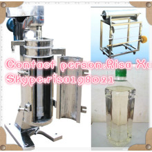 Tubular Bowl Centrifuge for Animal Blood