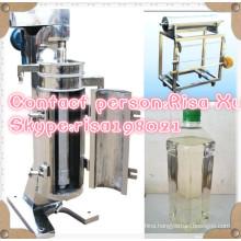125 Gq Series High Speed Tubular Bowl Separator for Gum Arabic