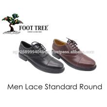Foottree Men Comfort Кожаная обувь 9031