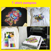 Hot Sell A3 Digital Tshirt Printer (byc168-2.3)