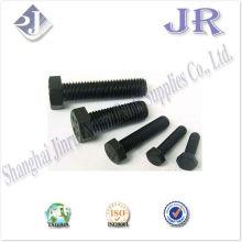 Schwarze Oxid-Sechskantschraube DIN 558 und DIN933