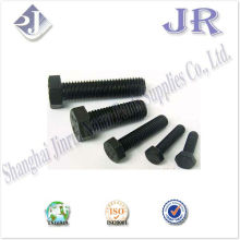 black oxide hex bolt DIN 558 and DIN933