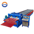 Double Layer Wall Roof Panel Corrugation Machine
