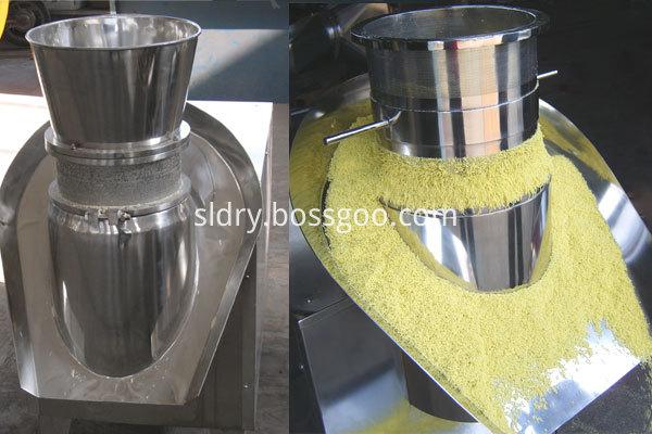 Gzl Series Dry Rolling Granulator