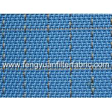 Correia de filtro anti estática para o Fiberboard que faz a máquina