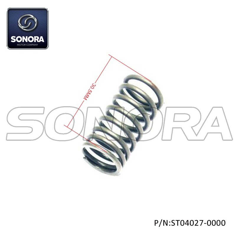 ST04027-0000 139QMA GY6 50 inner valve spring 30.5MM_New