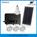 Wiederaufladbare Solar Home Lighting mit Telefon Laden (PS-K015)