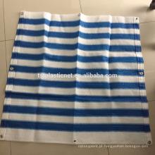 Alta Qualidade UV Proteção 100% Virgin HDPE Colorido Varanda Sombra Net com 30% -95% Sombra Taxa de preço baixo para Venda