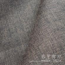 Tissu de toile polyester Oxford lin tissus décoratifs