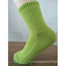 Warm Winter Wearing Socks Made Machine
