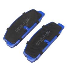 D332-7186 automotive carbon ceramic break pad sets factory wholesales ceramic rear brake pads for MAZDA