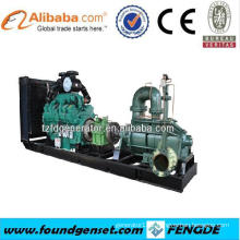 Marine type CE approved agricultural irrigation diesel water pump