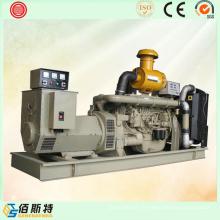 Fabrication de générateur d'énergie électrique à moteur diesel électrique 100kw en Chine