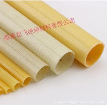 High dielectric properties epoxy fiberglass cloth tube