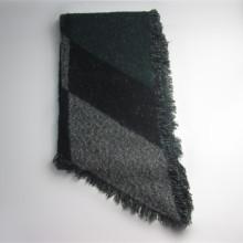 Custom Высокое качество Большой сплетенный шарф