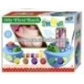 Whole set Ceramic Acrylic Paint for kids------Steamer-My First Bank