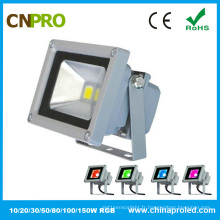 10W RGB LED Flood Light avec Ce RoHS