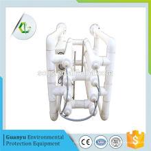 Stérilisateur uv vapeur en acier inoxydable pour traitement de filtre à eau