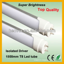2013 Top Quality led tube 24 watt