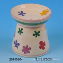 Home decoration ceramic incense burner for sale