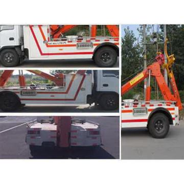 ISUZU Heavy Duty Wrecker Truck For Sale