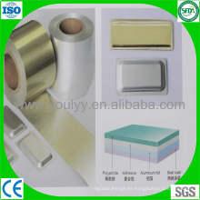 Hoja de aluminio de 0.025 mm