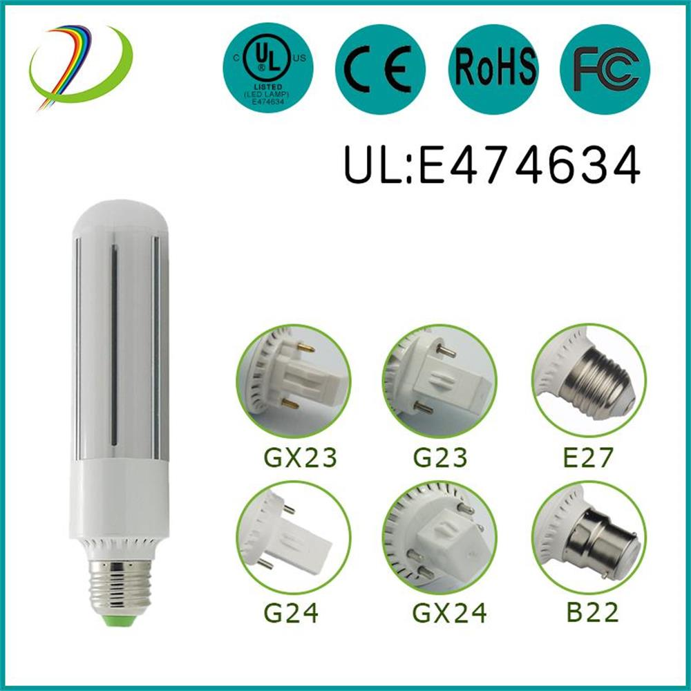 G24q-3 12w led g23 360Degree