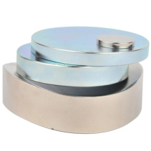 Round Rare Earth Sintered Permanent Magnet